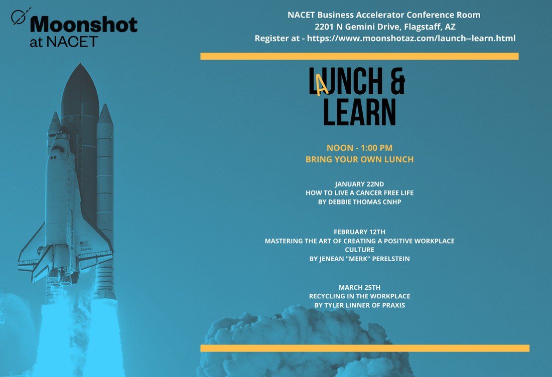 Launch and Learn Flyer